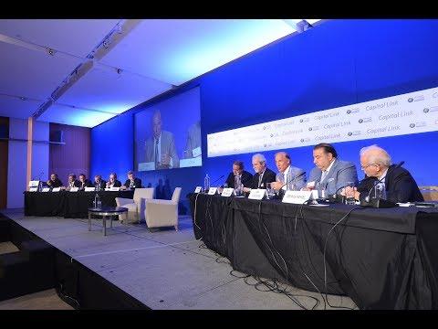 2015 ROUNDTABLE DISCUSSION GREEK GOVERNMENT GREEK DIASPORA   GREEK BUSINESSMEN