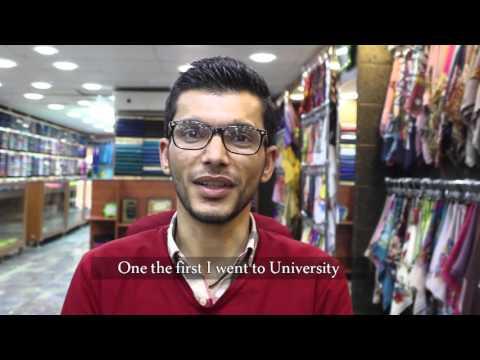 Lebanon: Syrian ali mahnoud al ali DAFI Scholarship| DAFI Scholarship 2016