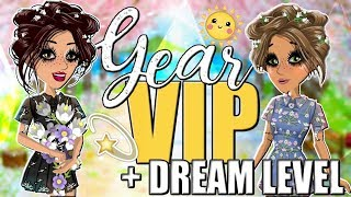 💛 MSP GAVE ME FREE STUFF + MY DREAM LEVEL! - RENEWING MY 1 YEAR VIP! 😲