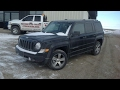 2017 Jeep Patriot 4x4 High Altitude Start Up, Full Tour and Review