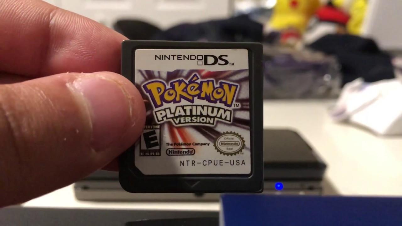 Pokémon Platinum Real Or Fake Help Me Youtube