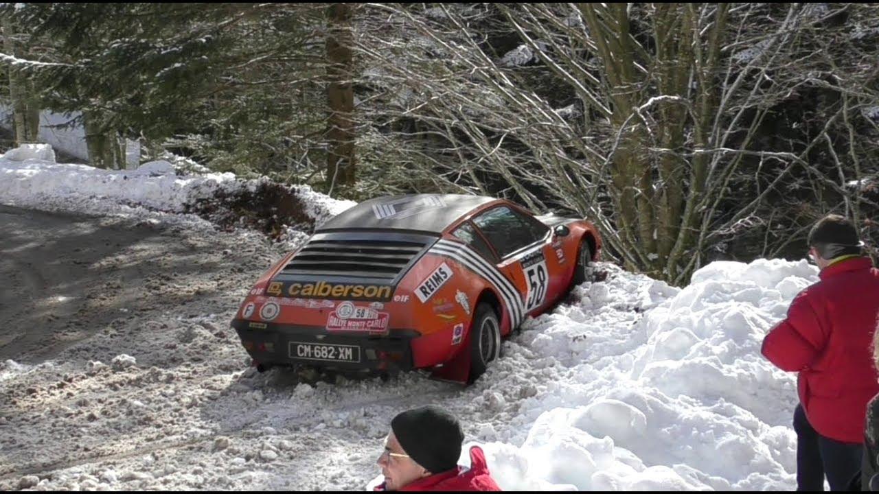 Rallye historique 2018