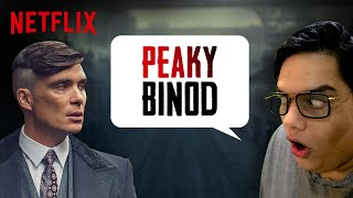 @Tanmay Bhat Reacts To Peaky Blinders | Netflix India Thumb
