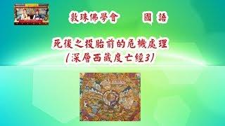 深層《西藏度亡經》3 國語--死後之投胎前的危機處理  啤嗎哈尊金剛上師 敦珠佛學會 thumbnail