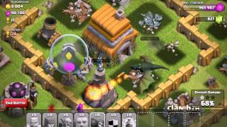 Clash Of Clans- Ep 2 DUMBEST DRAGON EVER!