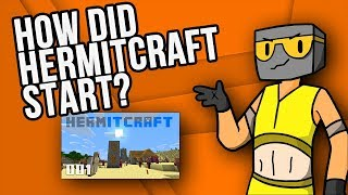 The History of Hermitcraft and Geomine!