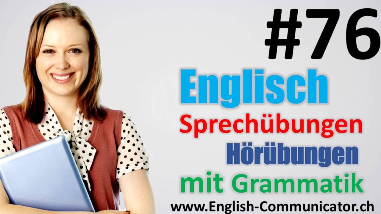 76 Englisch grammatik für Fortgeschrittene Deutsch English ...