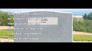 Denis Glover: Epitaph