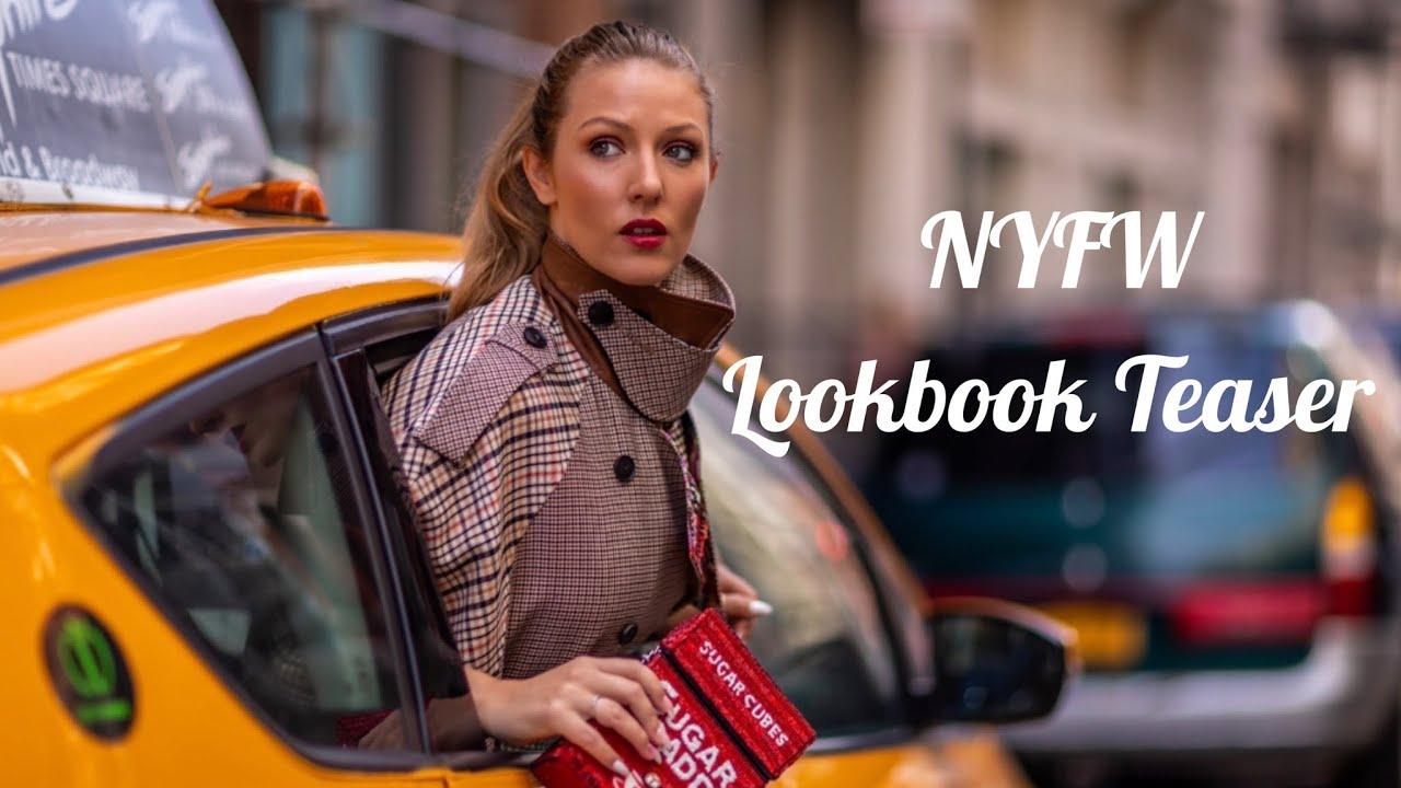 [VIDEO] - NYFW Lookbook Teaser || Tanielle Powell 4