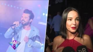 Candan Erçetin ve Kenan Doğulu İstanbul' u Ayağa Kaldırdı Konserler Ünlülerle Dolup Taştı