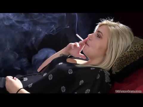 smoking pretty models owesome nicole