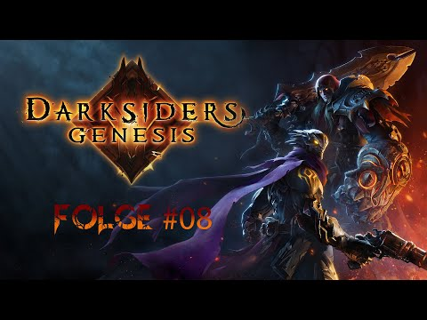 Darksiders Genesis - Eiswindschlucht #08 [German/Deutsch]