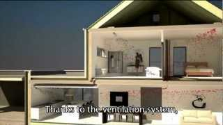 The Ventilation System of a Passive House (subtitled)