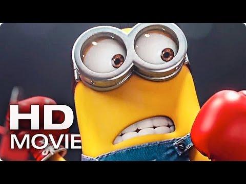 MINIONS Official Mini Movie (2016)