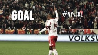 GOAL: Thierry Henry beautiful diving header | New York Red Bulls vs Colorado Rapids