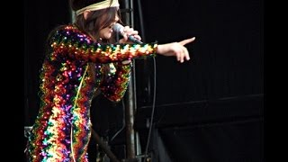 CSS (Cansei de Ser Sexy) - Live Glastonbury (2007)