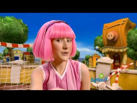 Lazy Town - Time To Play (Oraselul Lenes) - YouTube