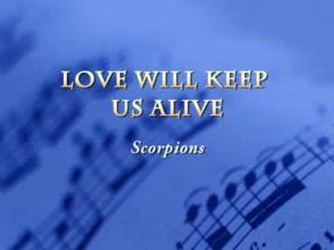 Scorpions - Love will keep us alive (Humanity)