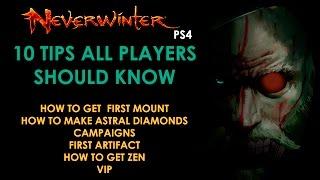 видео Neverwinter online :: Job or Game