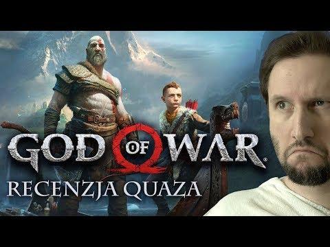 God of War (2018) - recenzja quaza