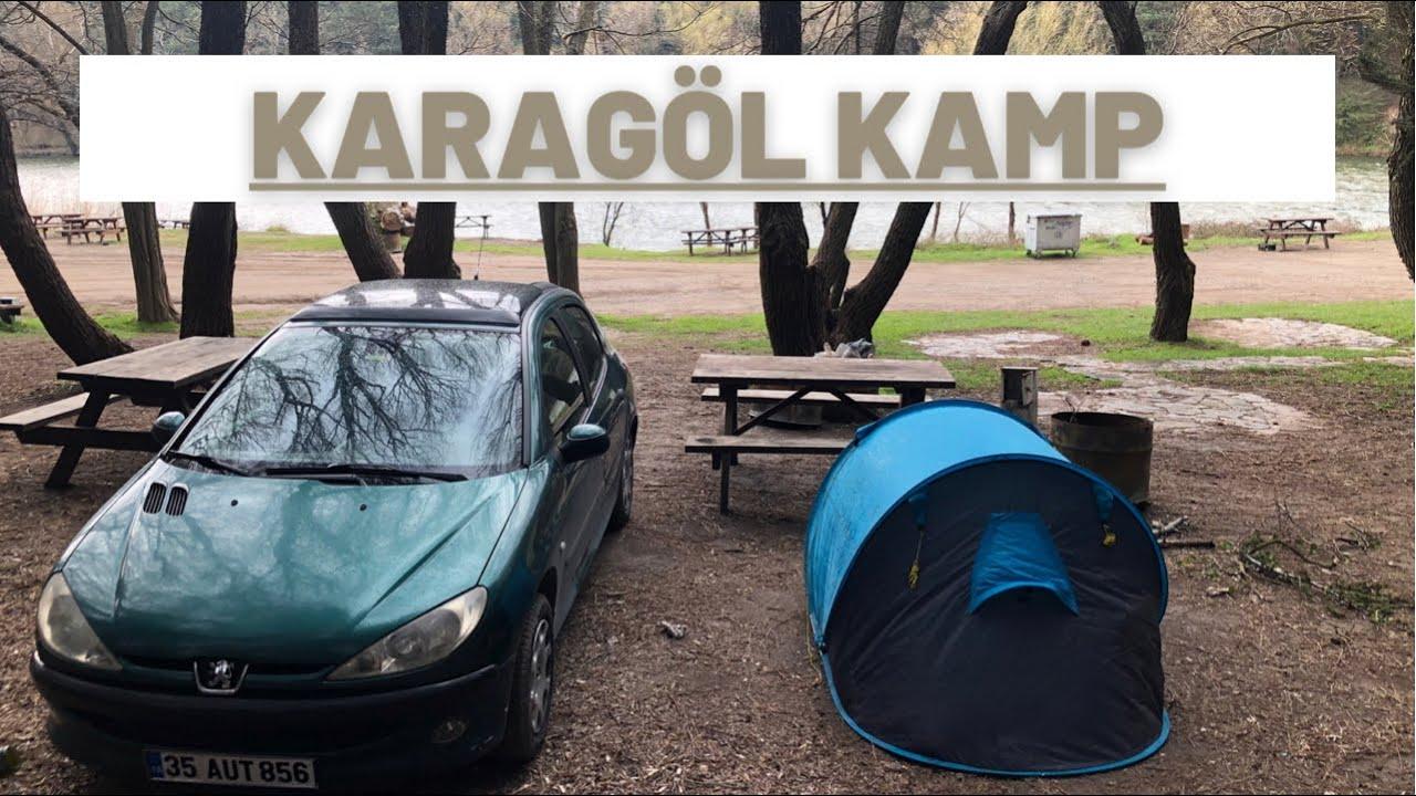 Karagöl İzmir Kamp
