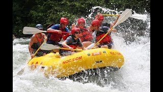 Ocoee River Whitewater Rafting with NOC