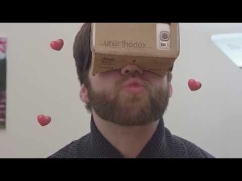 Virtual Reality Movie Making Class at Unarthodox NYC