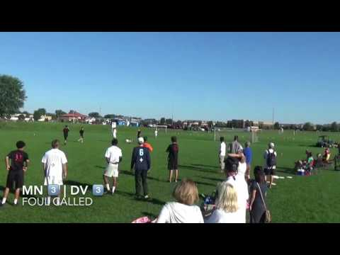Minnesota Superior vs Delaware Valley DEVYL YCC 2016