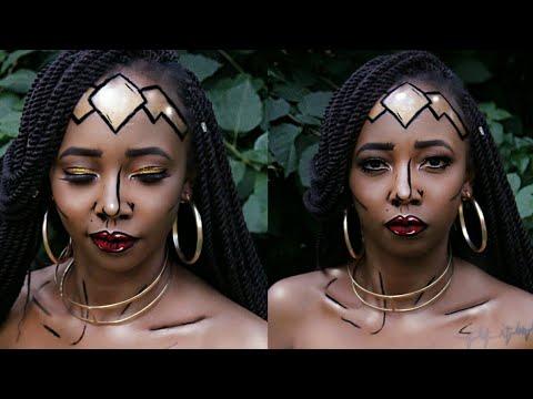 NUBIA (wonder-woman