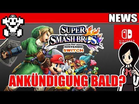 Smash Bros Switch mit baldiger Ankündigung? Luigis Ballonjagd diese Woche! - NerdNews #237