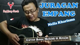Nella Kharisma Juragan Empang Cover Acoustic Gitar Angklung Merah