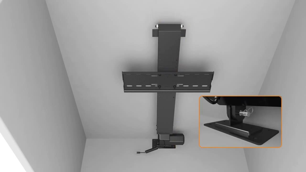 Tv Meubel Met Lift 55 Inch.Dq Elektrische Tv Lift 680