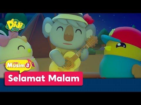 Didi & Friends Lagu Kanak-Kanak | Lagu Baru Musim 3 | Selamat Malam