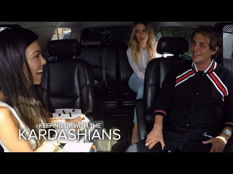 KUWTK | Kourtney Kardashian Plans a Sexy Surprise for Her Man | E!