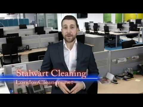 Office Cleaners In London - Stalwart Cleaning