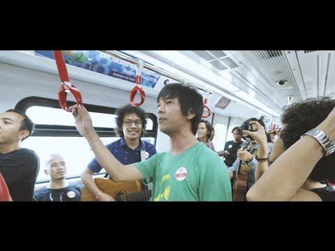 D'MASIV NGAMEN  ̶L̶A̶G̶I̶, Kali Ini Di LRT...