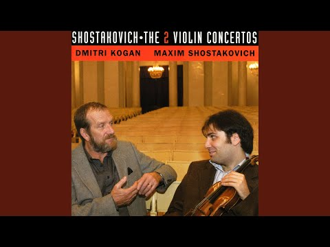 Violin Concerto No. 1 in A Minor, Op. 77: II. Scherzo