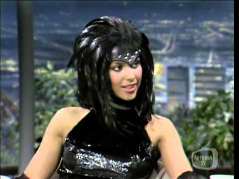 Elegant VANITY DENISE MATTHEWS ON CARSON TONIGHT SHOW MAY30, 1985