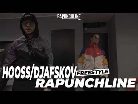 Youtube: Hooss/Djafskov Freestyle Rapunchline