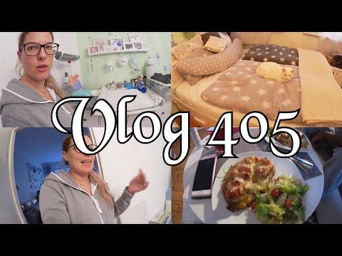 SSW 31 l Food Rezept l Babyecke, neue Deko & Wickeltisch Inhalt l Vlog 405