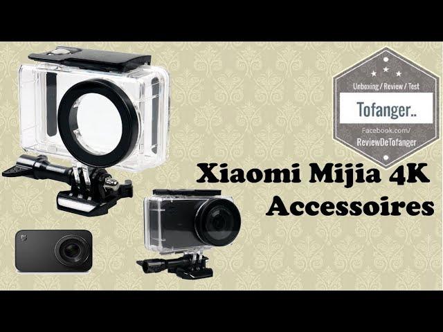 para Xiaomi Mijia 4K Mini 45M Impermeable Carcasa De Buceo CAS J6H9 Cámara De Acción 1X