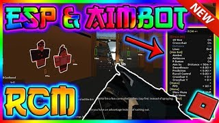 ROBLOX NEW BEST PHANTOM FORCES HACK RCM ESP, AIMBOT, WALLHACK, CHAMS CBRO COUNTER BLOX! OCTOBER 2018