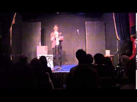 Tanaka Mhishi (Poet) ft. Kiefer Holland - 'Reflections' Anthology Launch