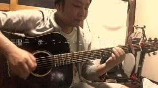 松田聖子「赤いスイートピー」 弾き語りしてみました。 アコギとベース...