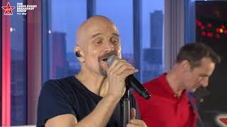 James - Beautiful Beaches (Live On The Chris Evans Breakfast Show with Sky)