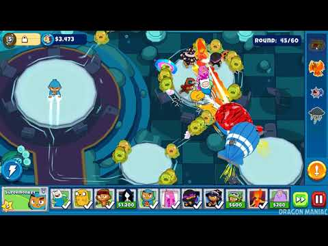 Bloons Adventure Time TD #116 - Fish Parliament [Extreme]