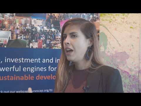 Voices from the Fifth Asia-Pacific Trade and Investment Week: Isabella Carvalho Silva