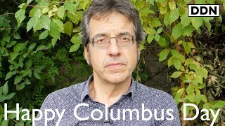 The true legacy of Christopher Columbus: 'Western Civilisation'   George Monbiot