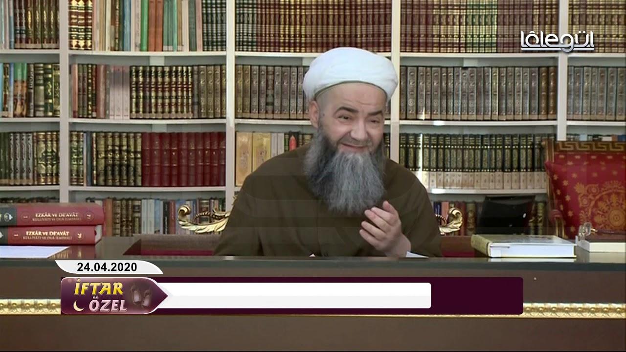 Ramazân Sohbetleri İftar Özel 1.Bölüm (24 Nisan 2020) - Cübbeli Ahmet Hocaefendi Lâlegül TV