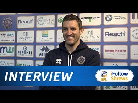 INTERVIEW: Sam Ricketts pre Walsall - Town TV